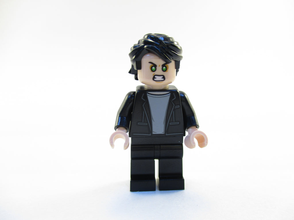 LEGO Marvel Super Heroes Bruce Banner Minifigure 76084 Mini Fig