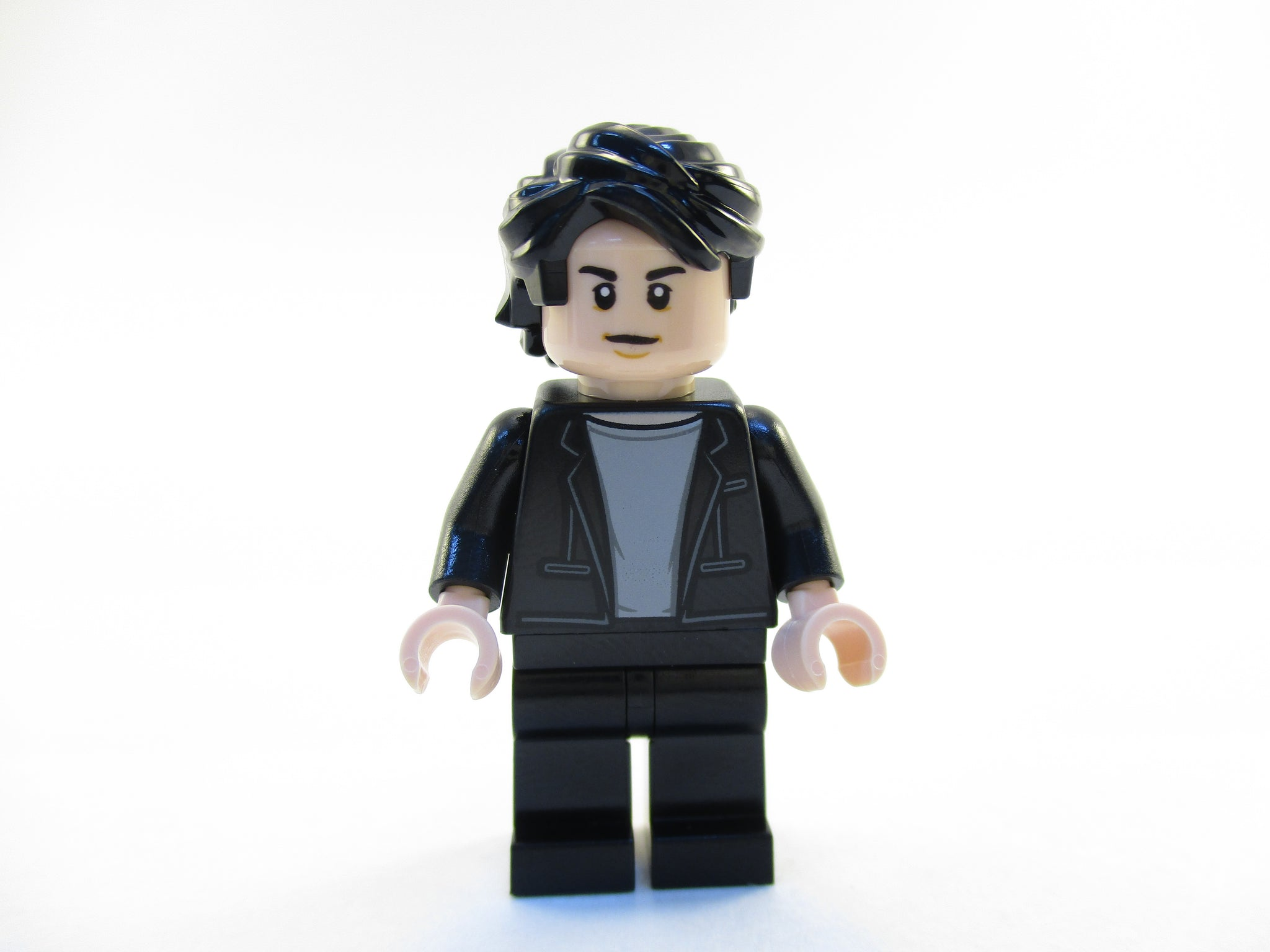 Lego Mini Figure Super Heroes Marvel Bruce Banner from Set 76084 76104
