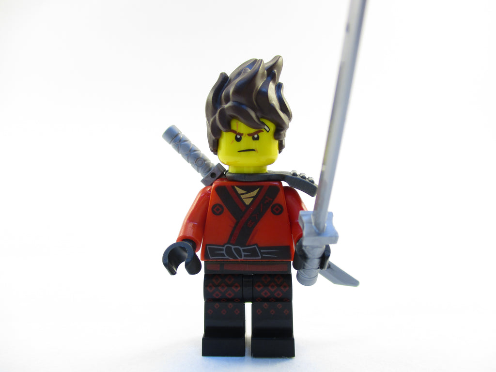 LEGO Ninjago Movie Kai Minifigure 70608 Mini Fig