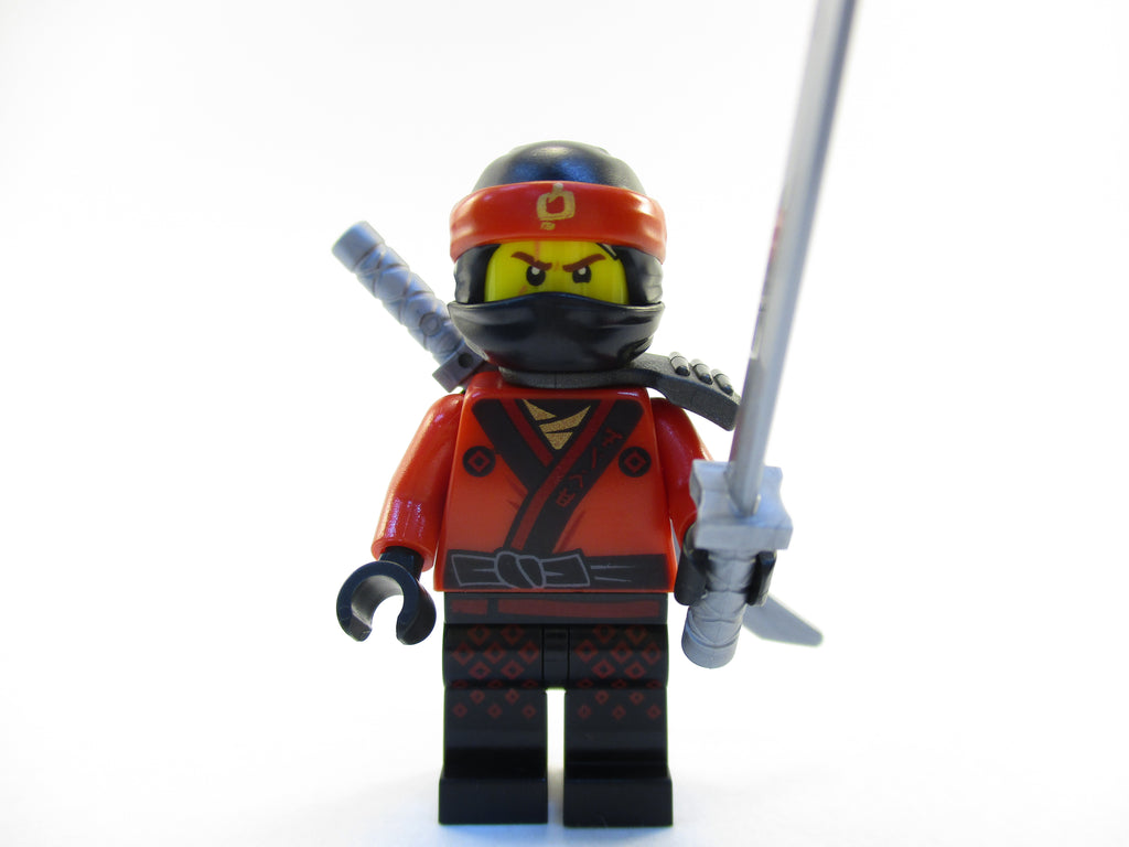 LEGO Ninjago Movie Ninja Kai Minifigure 70611 Mini Fig