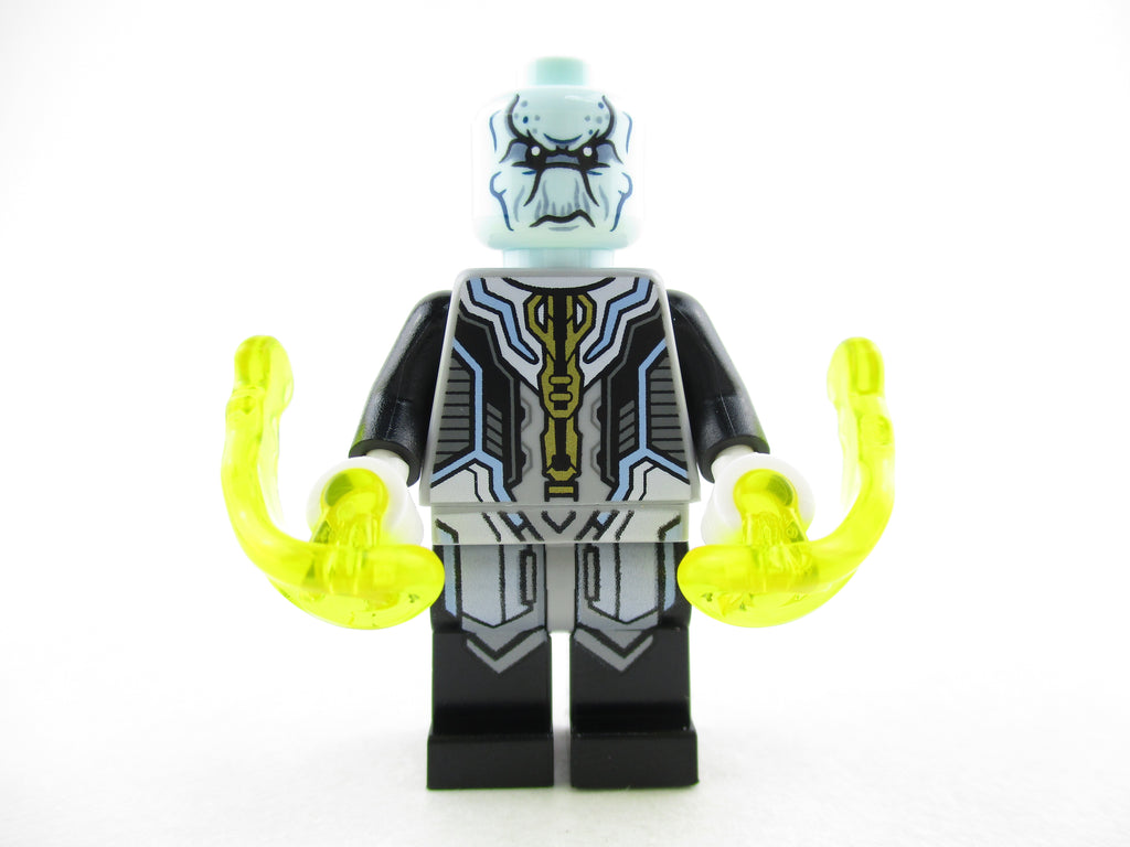 LEGO Infinity War Ebony Maw Minifigure 76108 Mini Fig Avengers