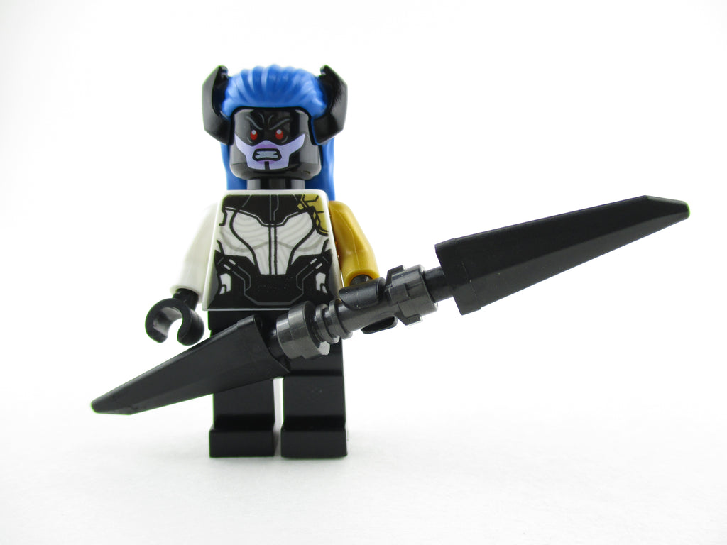 LEGO Infinity War Proxima Midnight Minifigure 76104 Mini Fig Avengers