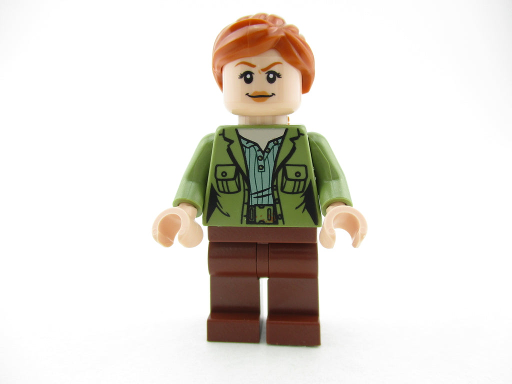 LEGO Jurassic World Claire Dearing Minifigure 75930 Fallen Kingdom Mini Fig
