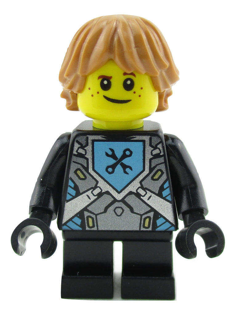 LEGO Nexo Knights Robin Underwood Minifigure 70357 Mini Fig