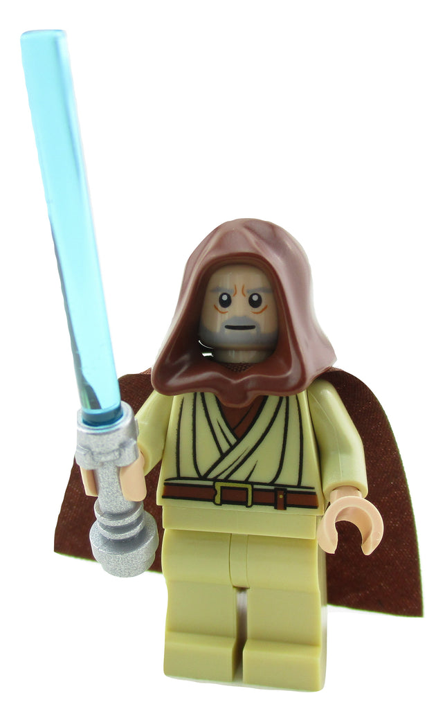 LEGO Star Wars Obi-Wan Kenobi Minifigure 10188 Mini Fig