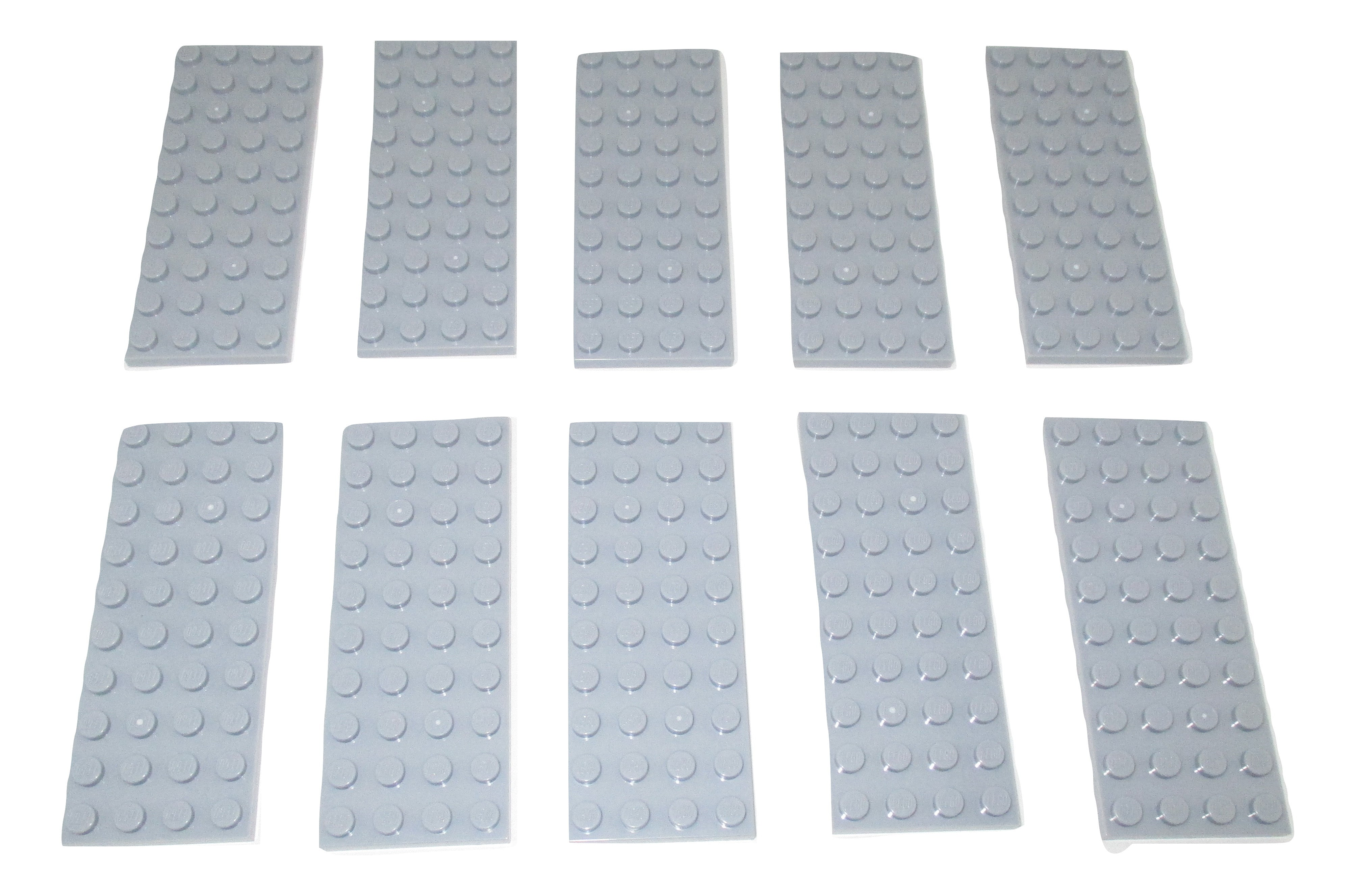Choose Quantity Plate Plaque 4x10 10x4 3030 Dark gray//gris//grau Lego