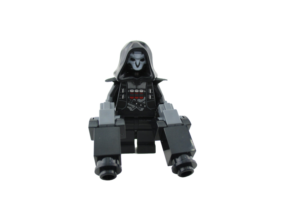 LEGO Overwatch Reaper Minifigure 75972 Mini Fig