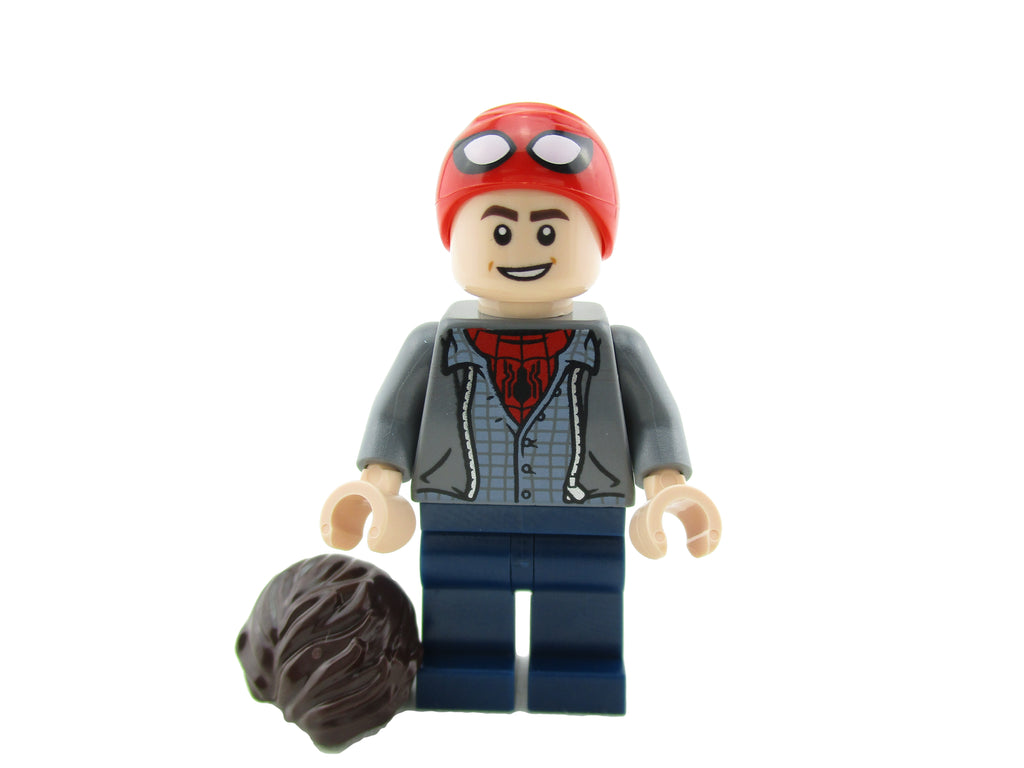 LEGO Spider-Man Far From Home Peter Parker Minifigure 76129 Mini Fig