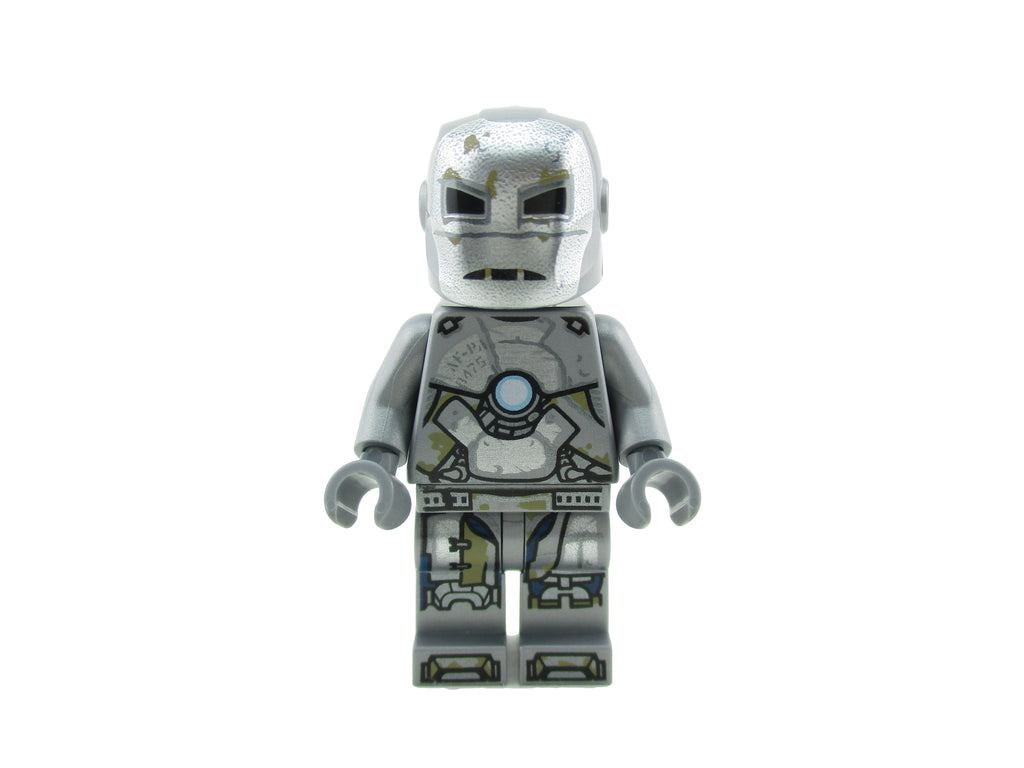 LEGO Avengers Endgame Iron Man Mark 1 Armor Minifigure 76125 Mini Fig