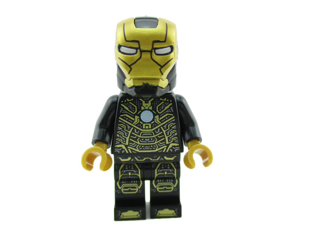 LEGO Avengers Endgame Iron Man Mark 41 Armor Minifigure 76125 Mini Fig