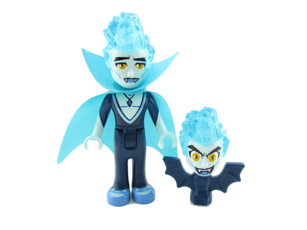 LEGO The Lego Movie 2 Balthazar + Vampire Bat Minifigure 70837 Mini Fig