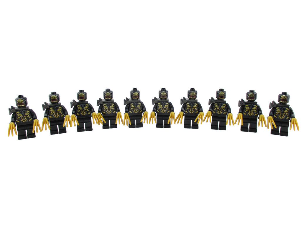LEGO Avengers Endgame Lot of 10 Outrider Minifigures 76124 Mini Fig