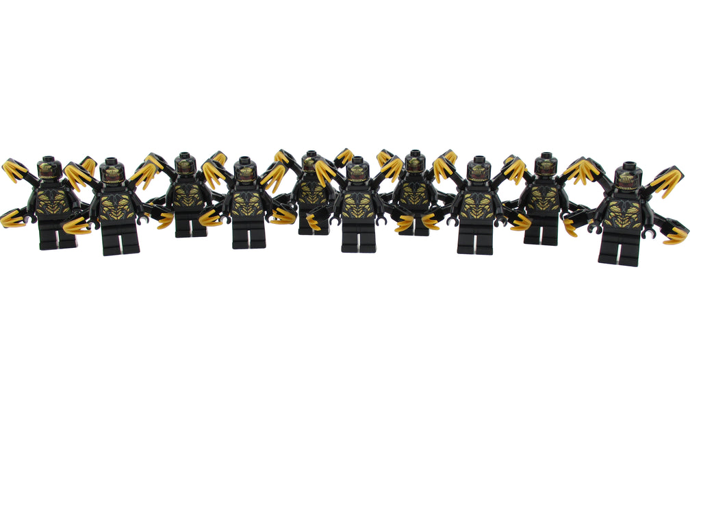 LEGO Avengers Endgame Lot of 10 Outrider Minifigures 76123 Mini Fig