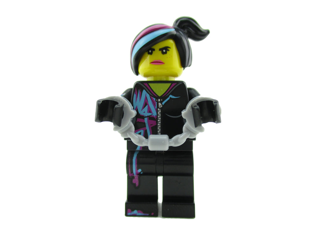 LEGO The Lego Movie 2 Lucy Wyldstyle Minifigure 70824 Mini Fig