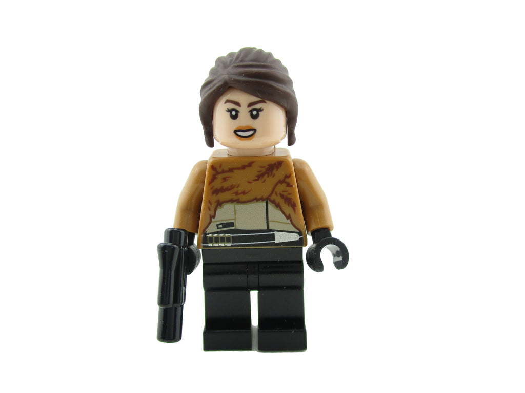 LEGO Star Wars Qi'Ra Minifigure 75219 Mini Fig Qi Ra