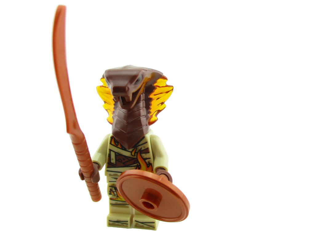 LEGO Ninjago Pyro Slayer Minifigure 70677 Secrets of Forbidden Spinjitzu Mini Fig