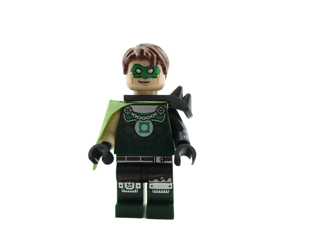 LEGO The Lego Movie 2 Green Lantern Apocalypseburg Minifigure 70840 Mini Fig
