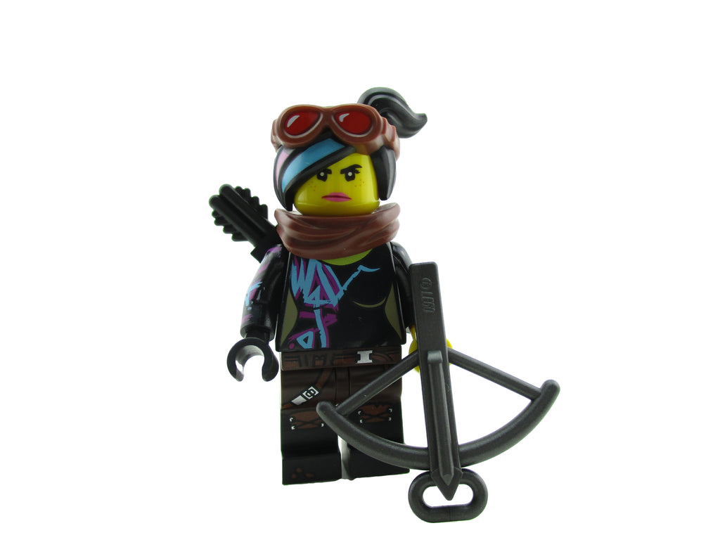 LEGO The Lego Movie 2 Lucy Wyldstyle Minifigure 70840 Mini Fig