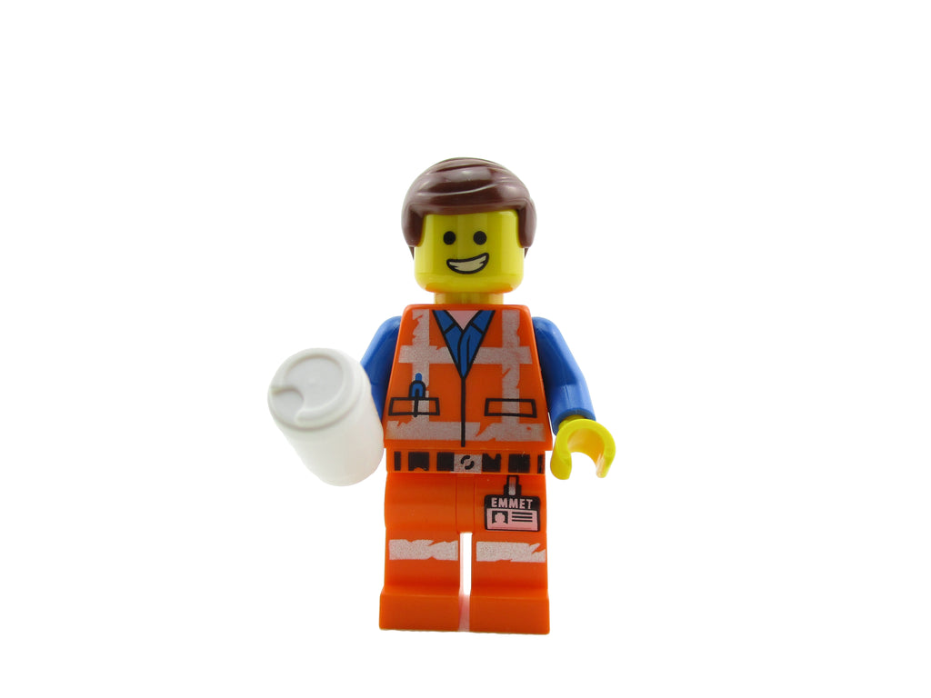 LEGO The Lego Movie 2 Emmet Minifigure 70840 Mini Fig