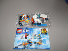 LEGO City Arctic Exploration Team Set 60191 New Sealed NO BOX