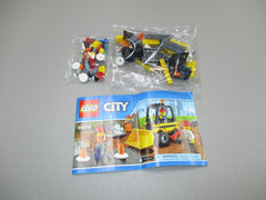 LEGO City Demolition Starter Set 60072 New Sealed NO BOX
