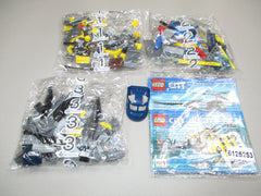 LEGO City Deep Sea Explorers Helicopter Set 60093 New Sealed NO BOX