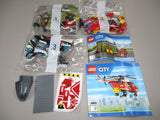 LEGO City Fire Response Unit Set 60108 New Sealed NO BOX