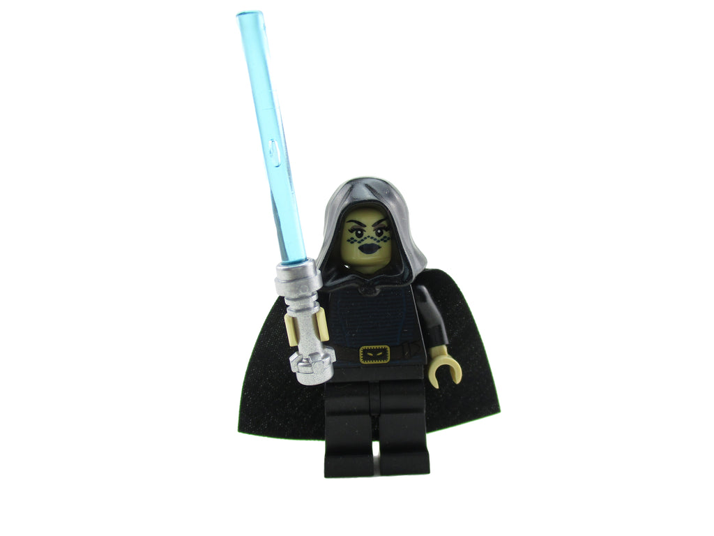 LEGO Star Wars Minifigure Barriss Offee Minifig with Lightsaber