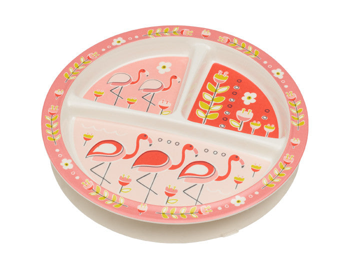 Flamingo Divided Suction Plate