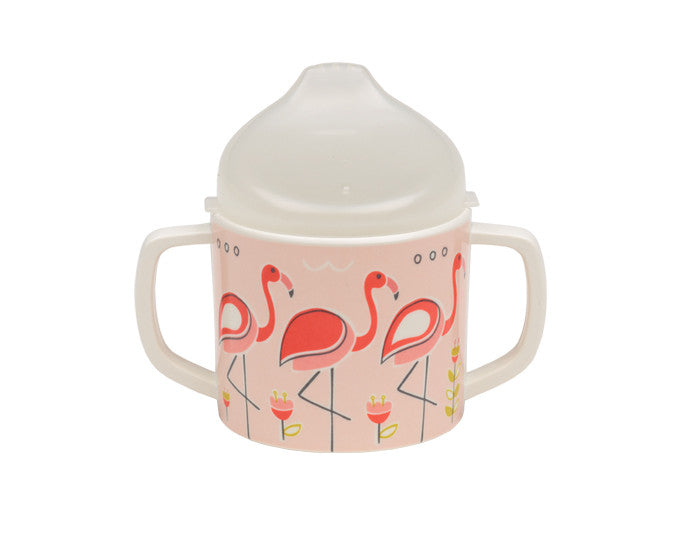 Flamingo Sippy Cup - YYZ Distribution