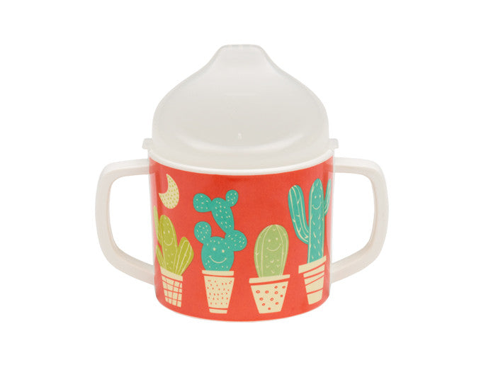 Happy Cactus™ Sippy Cup - YYZ Distribution
