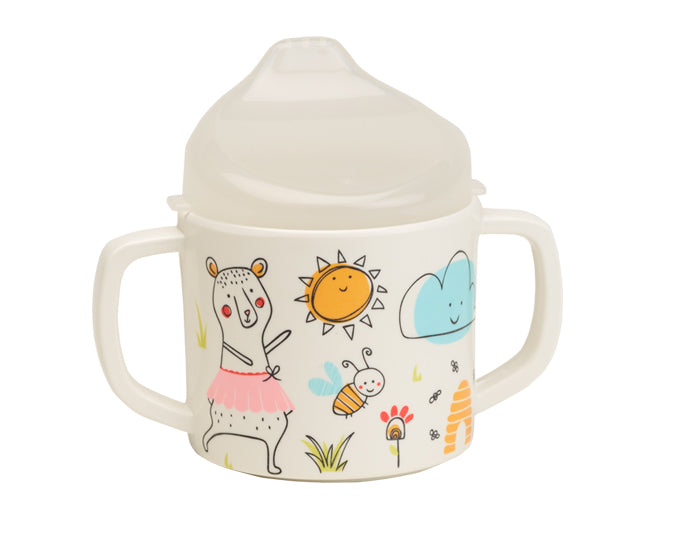 Clementine The Bear Sippy Cup - YYZ Distribution