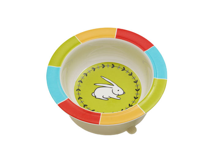 Meadow Friends Suction Bowl - YYZ Distribution