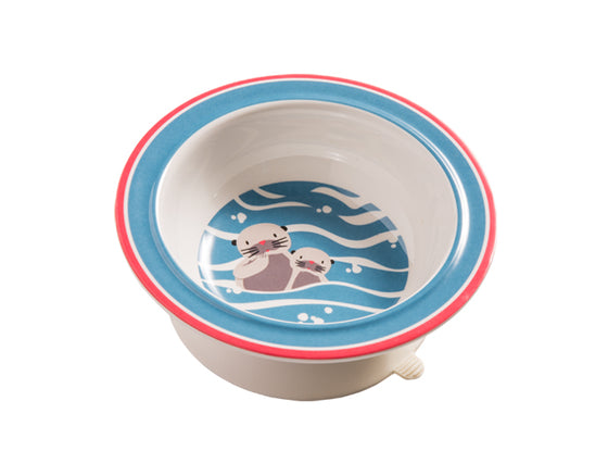Baby Otter Suction Bowl