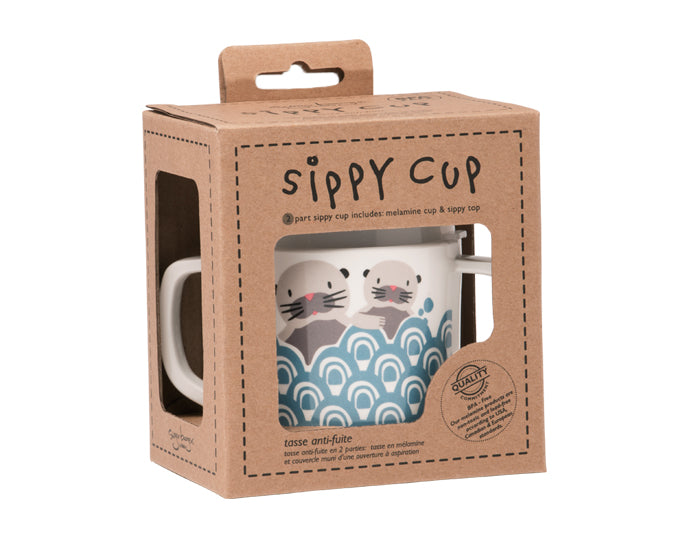 Baby Otter Sippy Cup - YYZ Distribution
