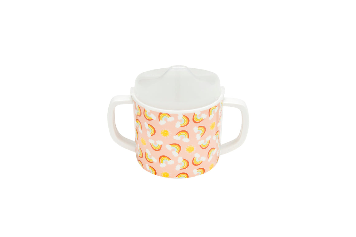 Rainbows & Sunshine Sippy Cup