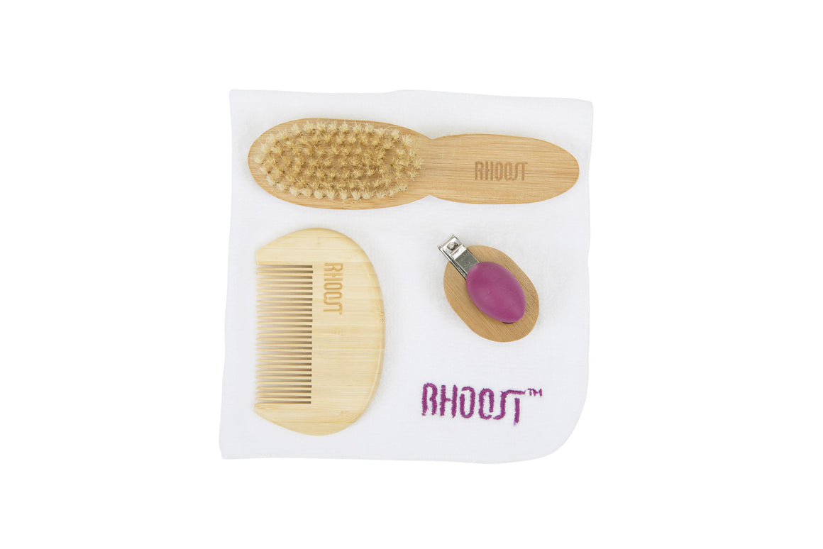 Rhoost - Baby Grooming Kit (Teal) - YYZ Distribution