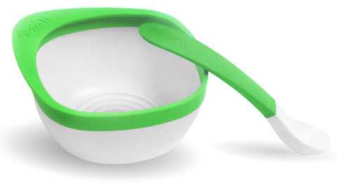 MASH Bowl & Spoon Kit - Green
