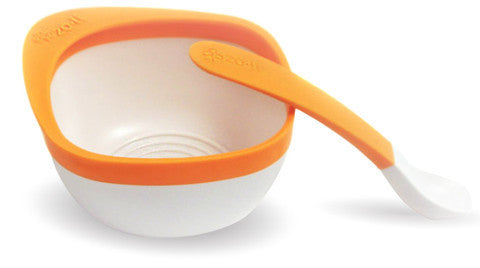 MASH Bowl & Spoon Kit - Orange