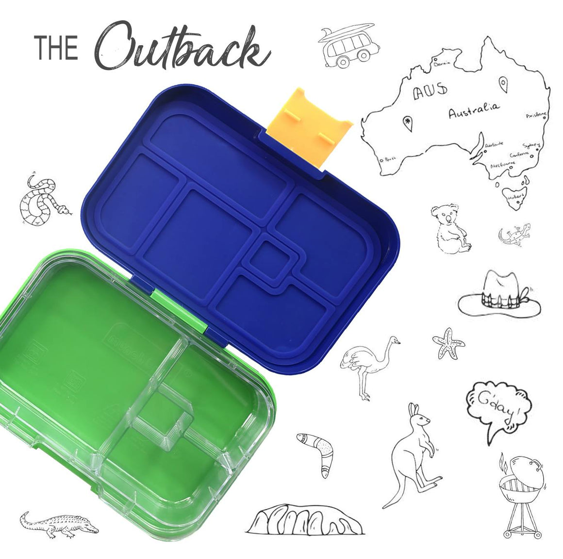 Mini4 - The Outback - YYZ Distribution