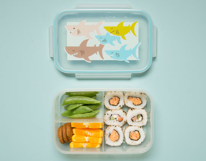 Smiley Shark Good Lunch® Box