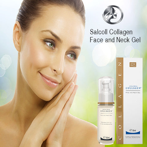 Salcoll Collagen Face And Neck Gel