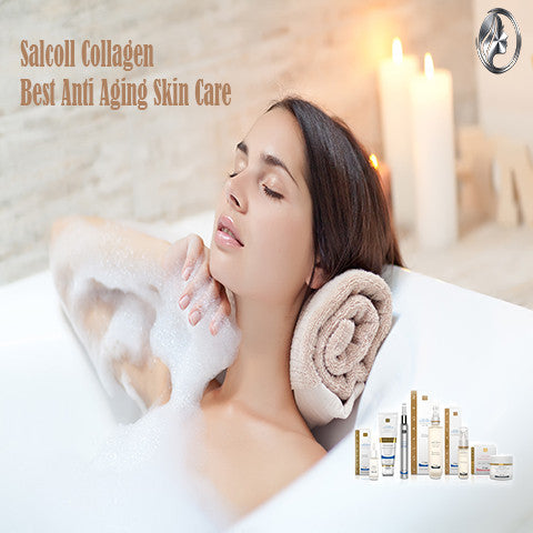 Salcoll Collagen Pure Collagen Cream - The Best Anti-Aging Skin Care