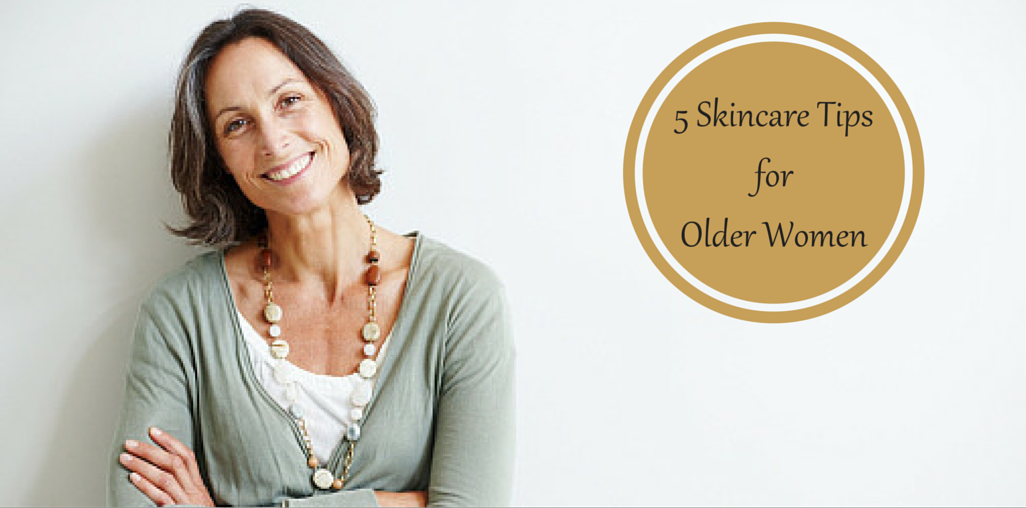 5 Skincare Tips For 40+ year old women! (Without Chemical Products)
