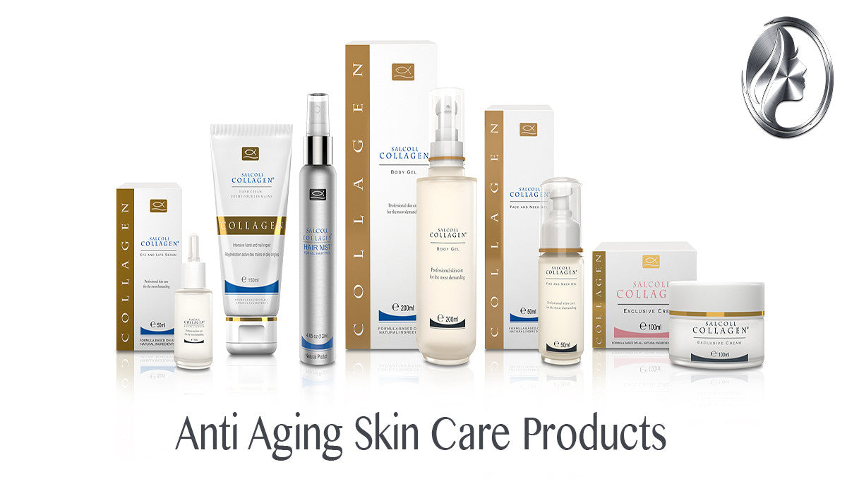 Choose Salcoll Collagen Product From Many Anti Aging Skin Care Products