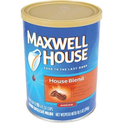 Maxwell House - Diversion Safe - Awkward Television