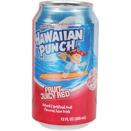 Hawaiian Punch - Diversion Safe - Awkward Television