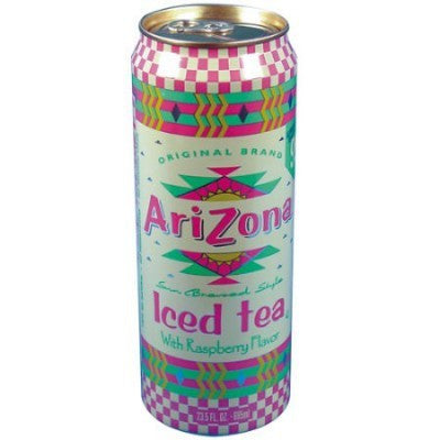 Arizona Tea - Diversion Safe - Awkward Television