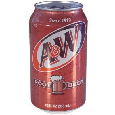 A&W Root Beer - Diversion Safe - Awkward Television