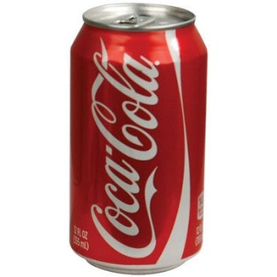 Coke Can - Diversion Safe - Awkward Television